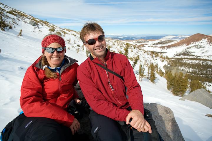 Mark Houston and Kathy Cosley