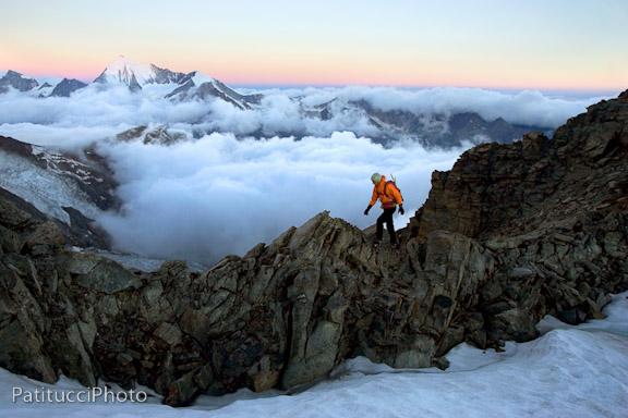 Sunrise Climbing
